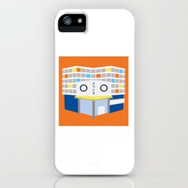 japanese mall iPhone Case