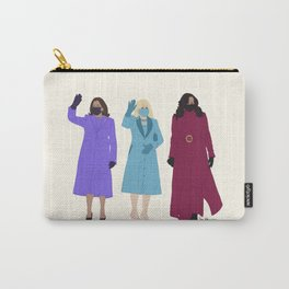 Inaugural Trio 2021 Carry-All Pouch