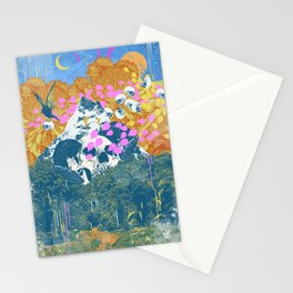 MAGIC MOUNTAIN Stationery Cards