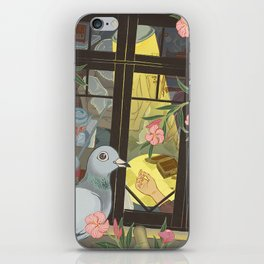 The Song of Everlasting Sorrow #6 iPhone Skin