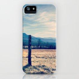 Fencing  iPhone Case