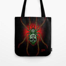 Arachnazrael Tote Bag