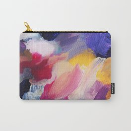 Robbie Abstract Painting Carry-All Pouch