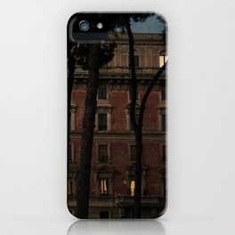 Hotels Tend to Lead People to Do Things They Wouldn't Necessarily do at Home iPhone Case