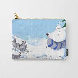 Snowpack Carry-All Pouch