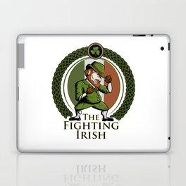 Fighting Irish Laptop & iPad Skin