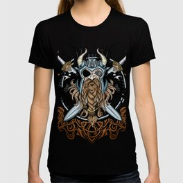Odin viking allfather T-shirt