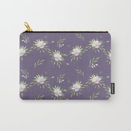 Magnolia Floral Arragement Carry-All Pouch