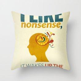 Dr. Seuss Throw Pillow