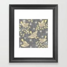 Freeflying Framed Art Print