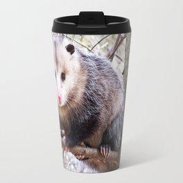Possum in a Tree Travel Mug