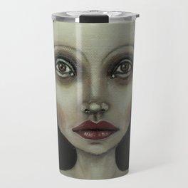 point girl Travel Mug
