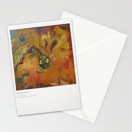 Faded Roots II Notecard Set Stationery Cards