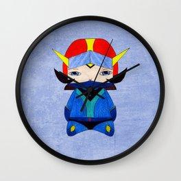 A Boy - Koji Kabuto aka Alcor (Grendizer - Goldorak Wall Clock
