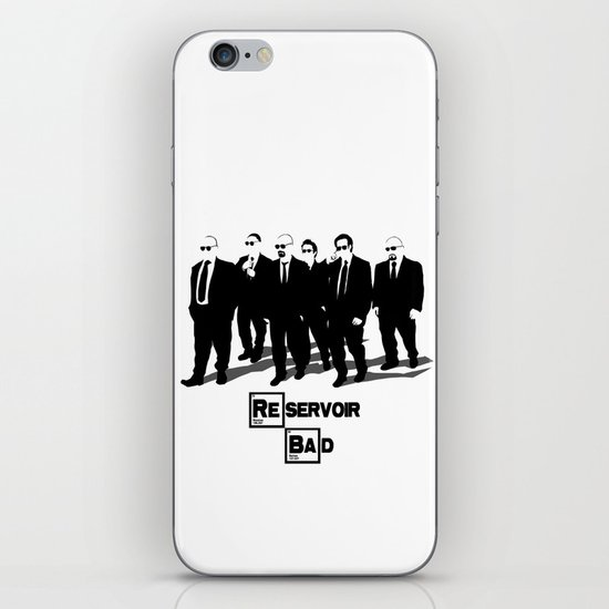 Reservoir Bad iPhone & iPod Skin