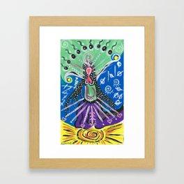 Abstract 15 Framed Art Print
