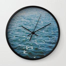 The Baltic Sea 01 Wall Clock