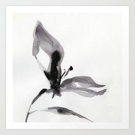 Organic Reflections No.3 by Kathy Morton Stanion Art Print