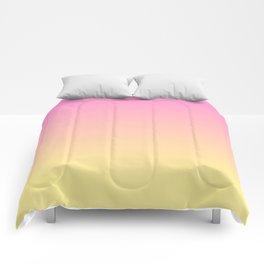 Rose Quartz and Citrine Comforters