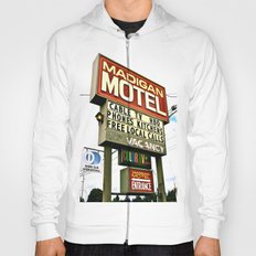 American Motel Sign Hoody
