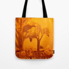 I Am Building A Forest- Film Still 1 Tote Bag