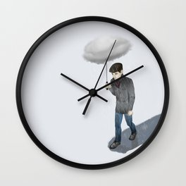The Human Condition Wall Clock