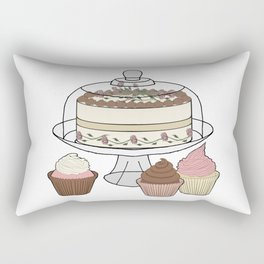 Neapolitan Rectangular Pillow