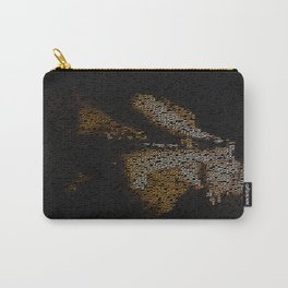 Ian Curtis : Unknown Pleasures Carry-All Pouch