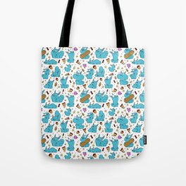 Going nuts! Tote Bag