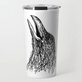 Caw Travel Mug