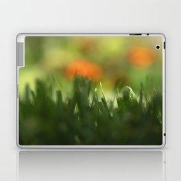 Fuzzy Landscape Laptop & iPad Skin