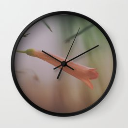 FADED INTO YOU Wall Clock