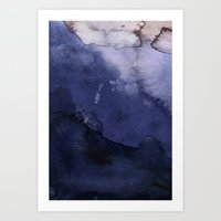 agate Art Prints featuring Agate by Tooth & Nail Designs