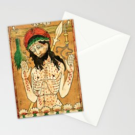 Man of Sorrows Stationery Cards