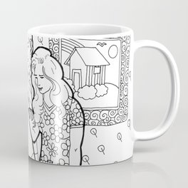 Color Me: Party Moments Eight Coffee Mug