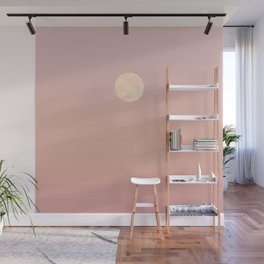 Moonrise Wall Mural