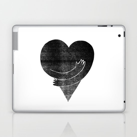 Illustrations / Love Laptop & iPad Skin