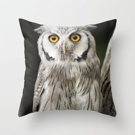You can observe a lot by just watching Throw Pillow