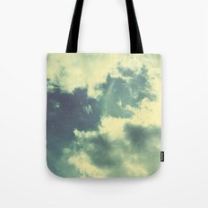 Frozen Echo. Tote Bag