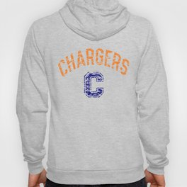 Jackson Public Schools Bands: Callaway Chargers Hoody