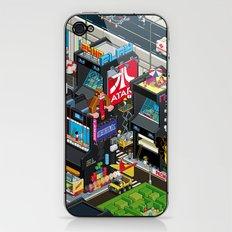 GAMECITY iPhone & iPod Skin