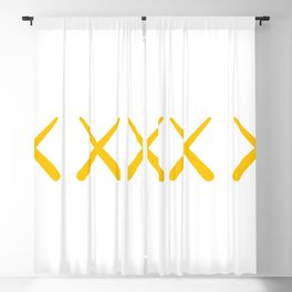 XXX Blackout Curtain
