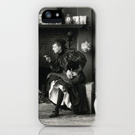 New Woman iPhone Case