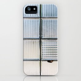 Glass Block Window iPhone Case