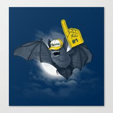 Baseball Bat Canvas Print