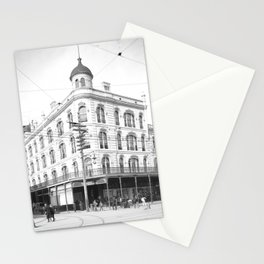 Chess, Checker, and Whist Club, New Orleans 1903 Stationery Cards