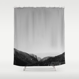 Yosemite National Park VI Shower Curtain