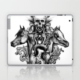 A Pale Horse Laptop & iPad Skin