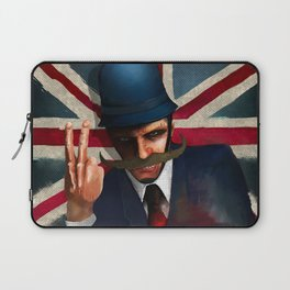 The bollocks Laptop Sleeve