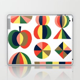 Colorful Objects by Swirvington Laptop & iPad Skin